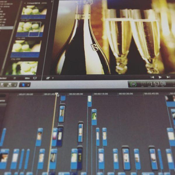 BOTTEGA's corporate video, work in progress!