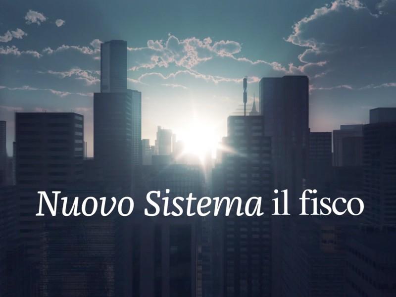 NuovoSistemaIlFisco