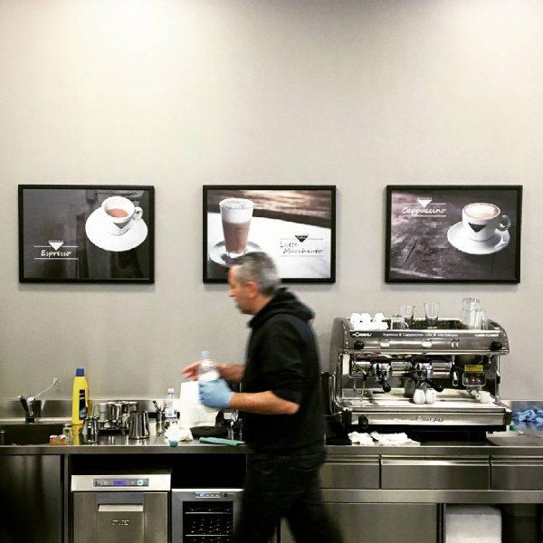 Espresso, cappuccino o latte macchiato?