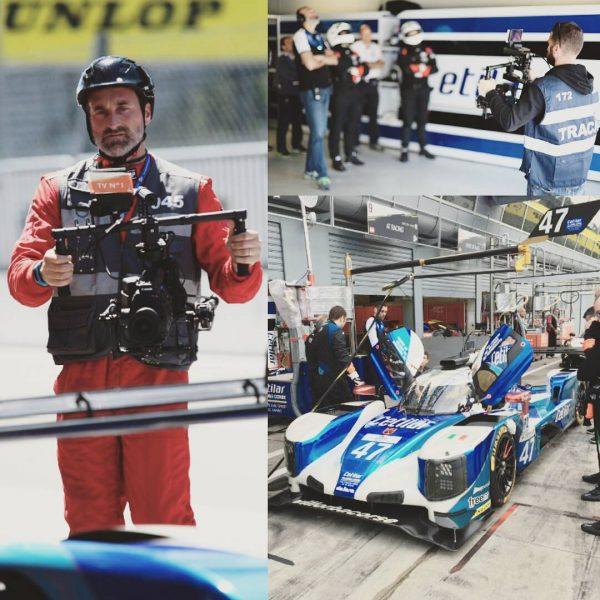 JOBDV/Studio alla mitica 24h di Le Mans!