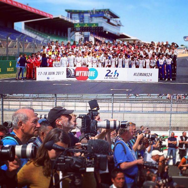 i 180 piloti della 24h di Le Mans