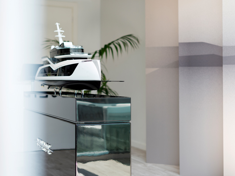 Tankoa Yachts by Exclusiva Design Progetto Bolide @ MYS2017 / Fotografia